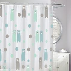 Ebern Designs The Happy Bears Peva shower curtain is the perfect item for any shower and bathroom. Made from PEVA. The unique design will make any bathroom have that luxurious feel! Whale Shower Curtain, Black Shower Curtains, Shower Curtain Rods, Fabric Shower Curtains, Kids Outdoor Furniture, Shower Liner, Bathroom Colors, Decoration, Cleaning Wipes