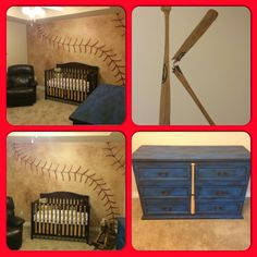 Baseball Name My Mom Wants To Do A Theme In Her Nursery If We Have Boy This Is Cute Idea