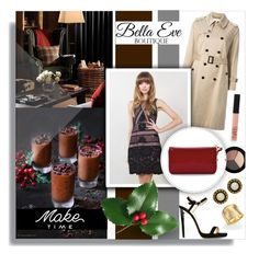 """""""Make Time...Bella Eve"""" by melissa-de-souza ❤ liked on Polyvore featuring Astraet, It Cosmetics, Jimmy Choo, NARS Cosmetics, Marco Bicego and BellaEveBoutique"""