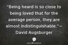 David Augsburger