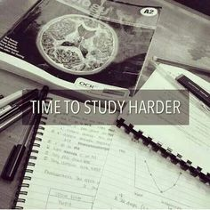 Study hard // follow us @motivation2study for daily inspiration
