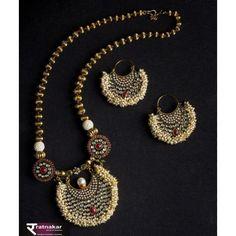 Designer Traditional Necklace Set