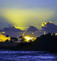 Kauai Sunset – Islands of Hawaii