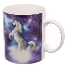MUG Majestic Unicorn Bone China Coffee Cup Cute Gift Ideas