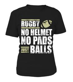 # Rugby No Helmet T Shirt .  Guaranteed safe and secure checkout via:      PayPal/Visa/MasterCard Click the biggreenbutton to pick your size/color and order. Store :https://www.teezily.com/stores/t-shirts-store 100% preshrunk cotton.Imported; processed and printed in the U.S.A.Buy 2 and mores save your shipping cost :)