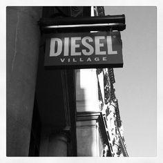 #DieselVillage