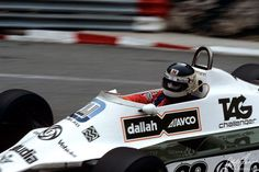 Today in '80, Carlos Reutemann wins the Monaco GP for @WilliamsRacing.