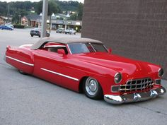 '48 Cadillac Series 62 Convertible