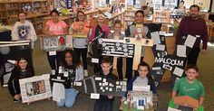6th grade students at William Paca Middle School worked hard to create projects in honor of Black History Month! The projects, which focused on the the contributions of African Americans throughout history, involved a diverse collection of icons including Martin Luther King, Jr., Jesse Owens, Ray Charles, and Jackie Robinson. Find out more below!