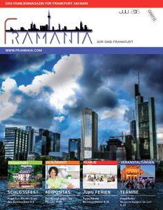 I just found this exciting magazine ... https://www.yumpu.com/en/document/view/54025190/framania-magazin-juli-2015-gross