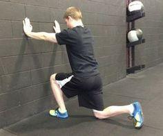 Exercícios para a Melhora da Mobilidade do Tornozelo.   Fortius