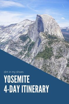 Take the trip to Yosemite National Park that your family can't stop talking about! More than a travel guide this itinerary will take you through Yosemite hour-by-hour, so you don't spend your vacation trying to find things to do in the park! Whether you'll be hiking with kids, camping with families, or are on a solo photography adventure, we'll hit your bucket lists hard! This itinerary is your key to a fun and memorable road trip without all the planning! Beautiful Places In America, Beautiful Places To Visit, Cool Places To Visit, Amazing Places, Yosemite Vacation, Yosemite Lodging, California National Parks, Yosemite National Park