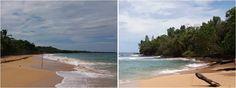 Turismo en Bocas del Toro - Playa Bluff