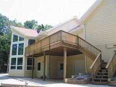 Back Side of Custom Home 2