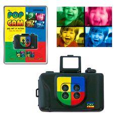 PopArt-Kamera - Geschenke von Geschenkidee