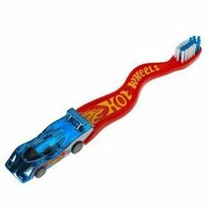 Hot Wheels Toothbrushes by ZOOTH - Box of 4 by Hot Wheels. $14.99. Makes brushing fun!!. 4  Different Styles. Soft. Not to be used as a toy or without adult supervision. Box of  4  Hot Wheels Toothbrushes by Zooth!!. Zoothbrushes are designed with extra care to help motivate kids to brush regularly. Zoothbrush is fun & easy to use.