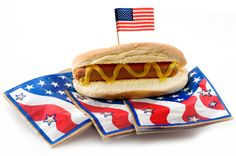A Hot Dog to Help You Remember: Memorial Day 2012 : Go Girl