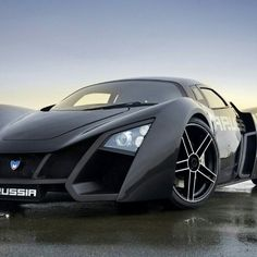 The Awesome Power of the Marussia B2