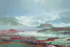 Resultado de imagen para artwork tundra