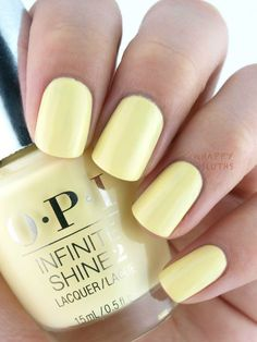 The Happy Sloths: OPI Infinite Shine Summer 2015 Collection: Review and Swatches