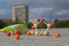 Slinkachu - Why Is It So Hard to Find a Job?