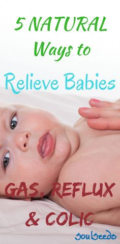 Fast gas pain relief and remedies for baby, whether breastfeeding or bottle feeding.