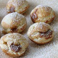Chocolate Filled Pancakes - Create-Celebrate-Explore