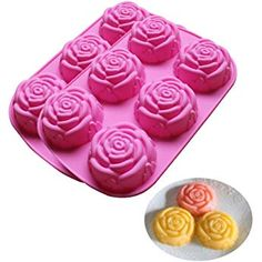 Kitchen Accessories Cute Expression Silicone Mold Soap Chocolate Fondant Cake Decoration Baking Kitchen Tool Invigorating Blood Circulation And Stopping Pains Bakeware Home & Garden