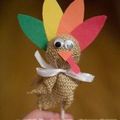 STACY'S THANKSGIVING PICKS Turkey Lollipops | Looksi Square