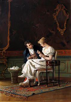 Alois Heinrich Priechenfried artwork.