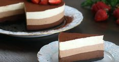 Mousse, Food Cakes, Cake Cookies, Tiramisu, Cake Recipes, Breakfast Recipes, Cheesecake, Deserts, Food And Drink