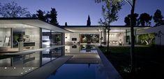 Pitsou Kedem | Architect - Residência Minimalista Tel Aviv