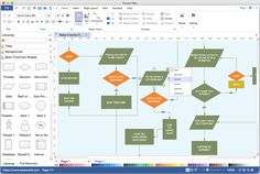 49 best flowchart design images on pinterest flow chart design is there a flowchart program that can be used on mac similar to visio try ccuart Image collections