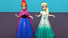 La Reine des Neiges. Les poupées de Disney La Reine des Neiges. Anna et ...