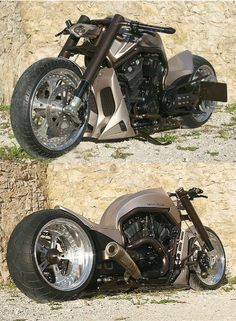 Harley-Davidson V-Rod X by Custom Wolf
