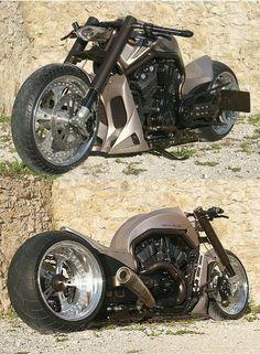 Harley-Davidson V-Rod X by Custom Wolf