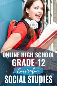 Students should have a demonstrable understanding of the concepts covered in American Government before enrolling in Economics. School Routine For Teens, School Routines, School Hacks, Curriculum, Homeschool, Online High School, High School Diploma, School Grades, School Essentials