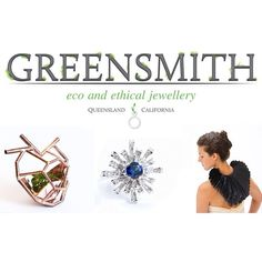 Exhibition: 'Greensmith', featuring works by Queensland College of Art, Griffith University, Jewellery and Small Objects staff, students and graduates at Gallery Artisan, 381 Brunswick Street, Fortitude Valley. 6 - 8pm Thursday 10th July 2014.