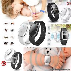 Mosquito Repellent Bracelet, Anti Mosquito, Mosquitoes, Make A Gift, Boys, Girls, Nba, Bracelet Watch, Insects