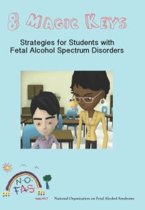 This is a short 21-minute animated video that introduces the topic of Fetal Alcohol Spectrum Disorders (FASD). Great for teachers, students, and parents! Pricing: $20 to ship within the United States (includes shipping) $25 to ship to Canada (includes shipping) Contact NOFAS to order! information@nofas.org or call (800)66-NOFAS