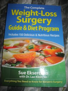 Great information on Weight Loss Surgery and Nutrition Before and After