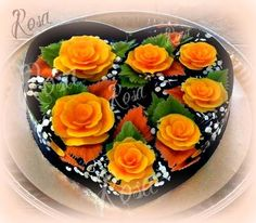 jello Jelly Desserts, Sweet Desserts, 3d Jelly Cake, Jelly Flower, Jello Cake, Specialty Cakes, Cute Cakes, Culinary Arts, Cake Art
