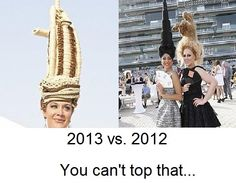 Dubai World Cup hats
