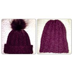 #handknitted #woolhat  by #wadils