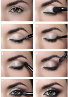 Discovered by @latinafash. Find images and videos about makeup, eyes and make up on We Heart It - the app to get lost in what you love.
