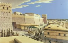 The search for the lost city of Troy Ancient Troy, Ancient Greek, Turm Von Babylon, City Of Troy, South Gate, Mycenae, Trojan War, Walled City, Lost City