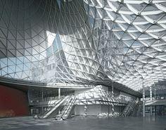 New Trade Fair - Milan, Italy | Massimiliano Fuksas