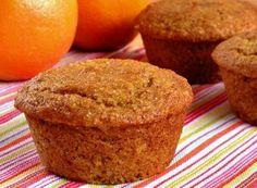 Orange Date Muffins Or Chocolate Chip) Recipe - Breakfast.Food.com: Food.com