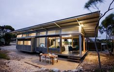 SupaShak - Fantastic deals on Kangaroo Island, South Australia holidays. Prefabricated Houses, Prefab Homes, Shed Homes, Kit Homes, Barn Homes, Zen House, Farm House, Kangaroo Island, Beach Shack