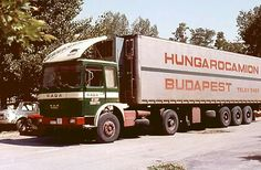 . Cool Trucks, Heavy Equipment, Eastern Europe, Good Old, Fiat, Budapest, Cars And Motorcycles, Diesel, Transportation